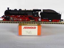 Arnold 2543 Dampflokomotive BR 18 536 der DB, Rauchgenerator, Neu in OVP!