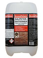 Salpeterentferner 5 Liter Salpeter-Entferner f. Ausblühungen Putz Ziegel Beton