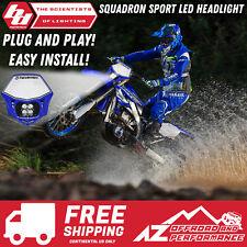 BAJA DESIGNS| Yamaha YZ450F EFI Squadron Sport LED Headlight Kit | AC Blue