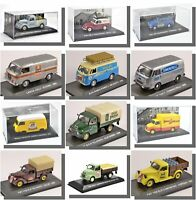French, Italian, European Trucks, Cars, Vans. 1/43 Scale