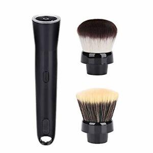 Makeup Brush Automatic Rotating Makeup Brush Foundation Blusher Heads Cosmetic