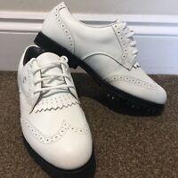 Footjoy Softjoy Terrains Ladies Womens Golf Shoe Footjoy Size 8m