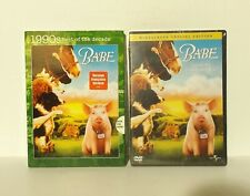 Babe (DVD, 2013) with slipcover NEW AUTHENTIC REGION 1 - Babe The pig