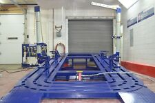 20' FEET LONG AUTO BODY SHOP FRAME MACHINE WITH FREE 2D MEASURING & CLAMP SET