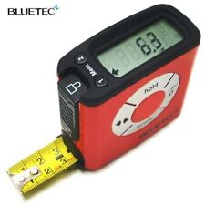 Digital Tape Measure LCD Display 5.0M 16 feet BLUETEC Electronic Measuring Tape