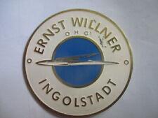 original Händlerschild Plakette Wittgensdorf Schüttoff Wanderer Diamant NSU 2284