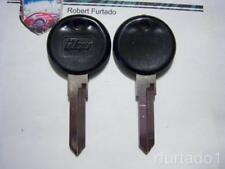 Key Blank for Volkswagen 1988 to 1998 Various models - See Applications - (V37P)