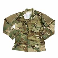 Military Army Fatigues Combat Uniform Womens Size 30 Short Insect Repellant Camo