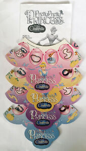 2005 Pretty Pretty Princess Cinderella Game Replacement Parts BOARD/INSTRUCTIONS