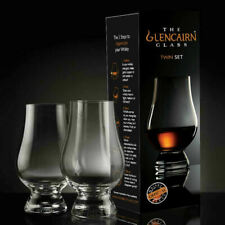The Glencairn Official Crystal Whisky Glass - Set of 2 (Twin  Pack) Birthday