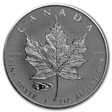 2016 CANADA SILVER MAPLE LEAF MARK V TANK PRIVY COIN