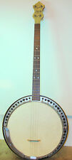 Wizard (Stromberg-Voisinet) 19 Fret Tenor Resonator Banjo