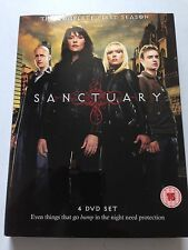 Sanctuary: Complete Season 1 [DVD][2009] Region 2