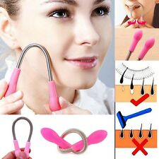 Epilator Epistick Smooth Spring Facial Hairs Threading Hair Removal Remover