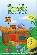 """Bumblz, """"Clubhouse Friends"""" (DVD, 2004)"""