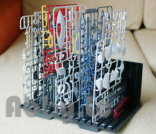 G Temple Gunpla Parts Runner Shelf for Gundam Aircraft Tank Ship Car Model Kit