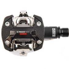 LOOK X-Track Race Carbon Mountain Bike MTB Bicycle Clipless SPD Pedals Black