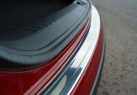 To Fit Nissan Qashqai (2006-14) - Chrome Rear Bumper Protector Scratch Guard