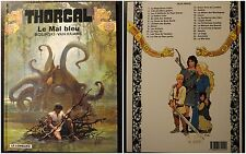 EO - Thorgal / Rosinski & Van Hamme – Le mal bleu - 1999