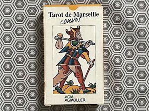 Tarot de Marseille Convos English Edition