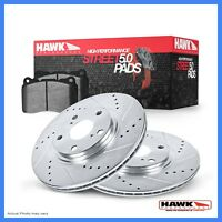 Hawk Perf HK4280.478Z Disc Brake Hardware Kit for Ford