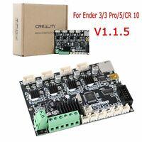 Creality Upgraded V1.1.5 Silent Motherboard für 3D-Drucker Ender 3/3 Pro/5/CR 10