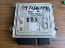 USED OEM 2007 Hyundai Elantra 39150-23014 ENGINE COMPUTER