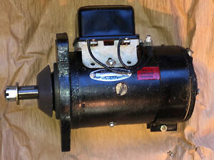 RARE NOS Delco Remy Generator 1101687 Military Vehicle Starter Willys Studebaker