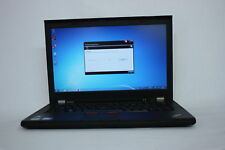 Mejor Portátil Rápido Lenovo Thinkpad T430s i5-3320M 4GB 320GB HDD Webcam
