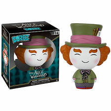 Funko Disney Alice In Wonderland Dorbz Mad Hatter Live Action Vinyl Figure NEW