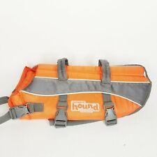 Outward Hound Adjustable Dog Life Jacket Granby Ripstop Rescue Handle Medium