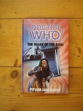 Doctor Who The Mark of the Rani *1986 W H ALLEN HARDBACK, NOT EX-LIBRARY*