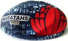 43530 NEW SOUTH WALES WARATAHS FULL SIZE RUGBY UNION FOOTBALL BALL GAME GIFT