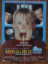 Plakat Weihnachten 1990 KEVIN ALLEIN ZU HAUS Macaulay Culkin