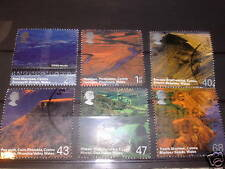 QE11 2004  FINE USED BRITISH JOURNEY WALES SET