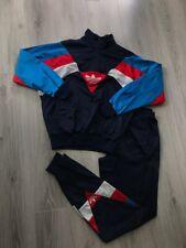 vintage adidas Originals zip Track Top Jacket Suit Pants 70s 80s Austria Mens M