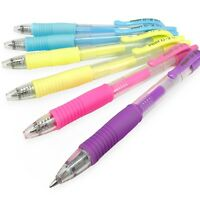 Pilot G-2 Pastel Retractable Rollerball Pen – 0.7mm – Mixed Pack of 6