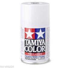 Pegatinas, pintura y acabado blanco Tamiya para vehículos de radiocontrol
