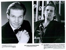 Jeff Bridges The Fabulous Baker Boys Glossy 8x10 Movie Promo Photo