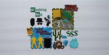 Breaking Bad Custom Mini Book Album DIY Kit (Scrapbook) Walter White AMC