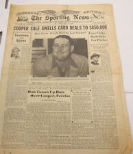 The Sporting News Newspaper  Mort Cooper  My 31, 1945   101014lm-eB4