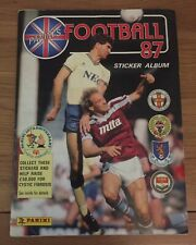 Sale Today Only Panini Football 87 1987 Complete Excellent Condition