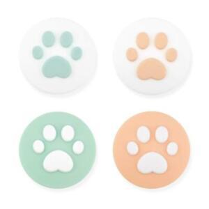 GeekShare Cat Paw Thumb Grip Caps Nintendo Switch / Lite Joystick Caps - 4PCS
