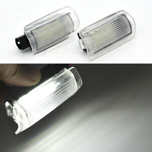 2x white LED Courtesy Step Door Light For scion frs toyota ft86 subaru brz Crown