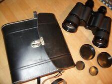 Weltblick Fernglas; 7x50 gebraucht; schwarz mit Köcher