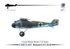 Czech Master Resin 1/72 Roland LVG D.II (No Decals) # 72-015