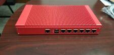 Lanner Electronics FW-7541C-E01/A | x86 Firewall | 6 PORT | 4GB RAM 30GB SSD