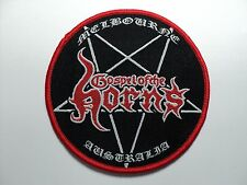 Gospel of the Horns Patch  WOVEN PATCH