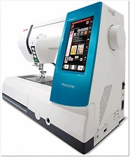 Janome MC9900 All-In-1 Sewing Machine - Intelligent Design, Quality Construction