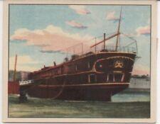 N°52 VAN SPEYK Training SHIP Navire-Ecole BATEAU BOAT IMAGE CHROMO